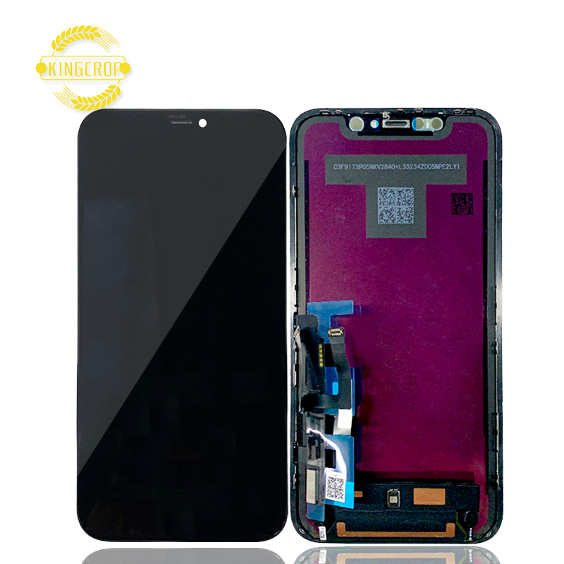 KingCrop newest original quality for <strong>iPhone</strong> 11 lcd digitizer display touch screen assembly For apple <strong>iphone</strong> 11 lcd screen