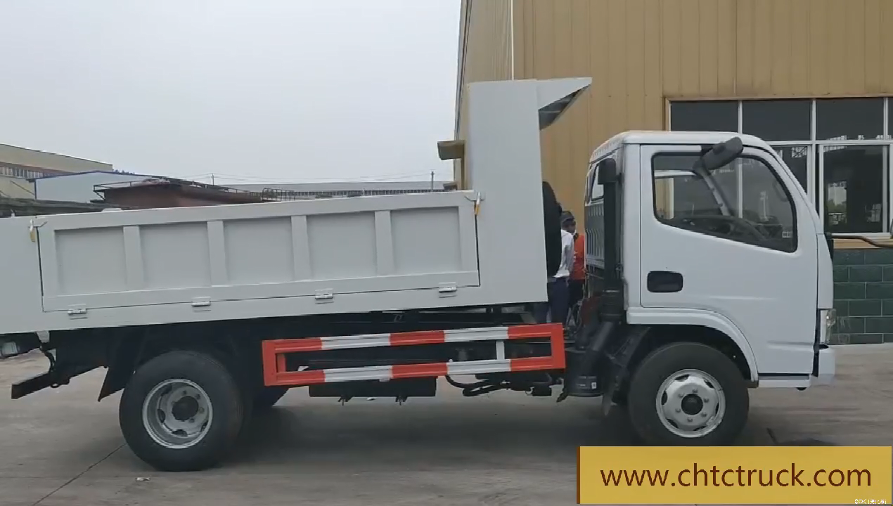 new dongfeng 4X2 dump truck for sale