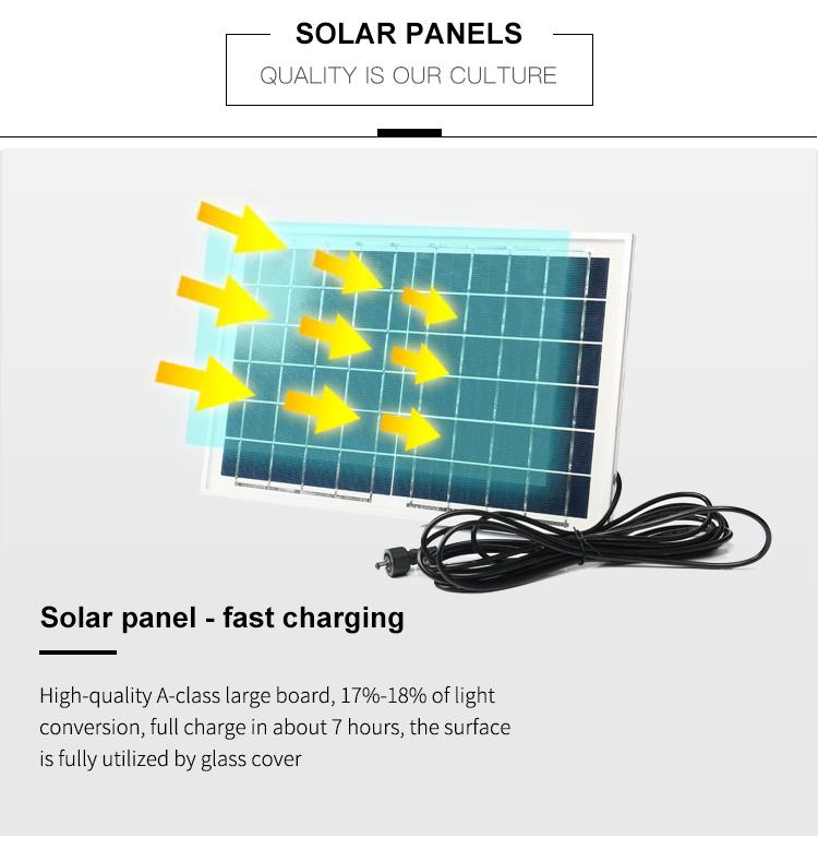 Hohe qualität IP65 Wasserdichte Outdoor druckguss Aluminium 50w 100w 200w 300w solar led flut lampe