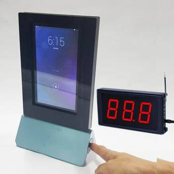Acrylic business card display Power Bank