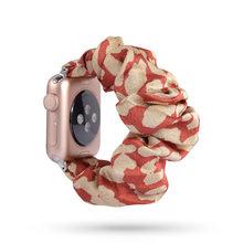 Ремешок для часов Apple Watch, 38 мм, 40, 42 мм, 44 мм, эластичный сменный Браслет для iwatch series 5, 4, 3(Китай)