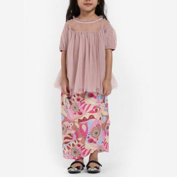Latest Models Western Style Boutique Outfits Abaya Designs Dubai With Islamic Clothing Kids