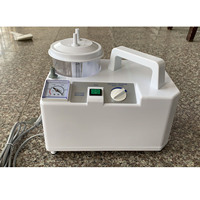 2020 Jiangsu Medical Home Care Aspirator Unit Portable Electric Pump Phlegm Suction Machine