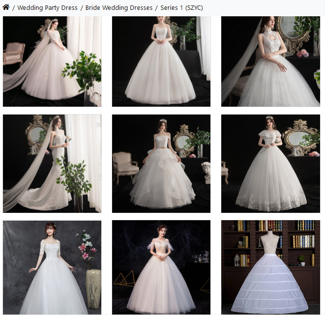 Phi Wedding Dresses Bridal Gown 2020 New Phong Cách Mermaid Bridal Dresses Lace Wedding Gown