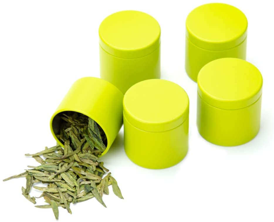wholesale airtight tin can top quality tea tin box airtight tea can supplier