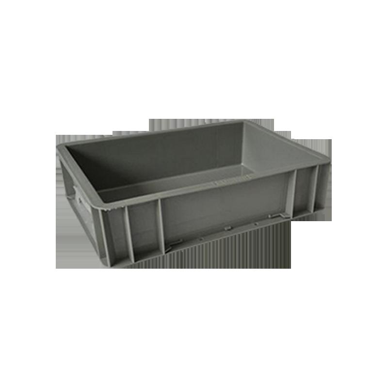 1200*400*230 कस्टम यूरोपीय संघ के मानक रसद कार्यशाला रसद प्लास्टिक कारोबार बॉक्स