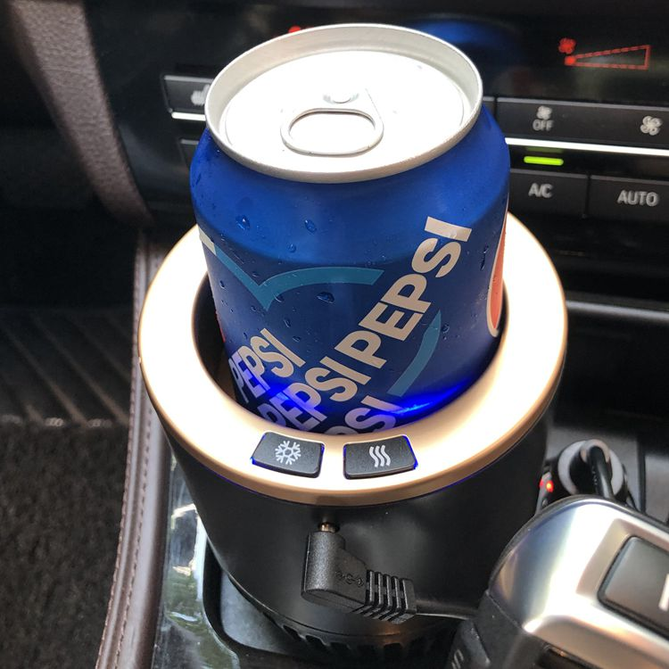 2020 New Product Christmas Gift Warmer and Cooler Car Cup Holder