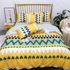 Cotton Sheets Set Hot Sale Cotton Soft And Comfortable Washed Cotton Sheets Household Bedding Set