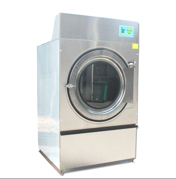 Full automatic industrial drying machine stainless steel tumble dryer in commercial laundry equipment