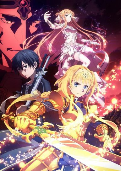 刀剑神域 Alicization War of Underworld