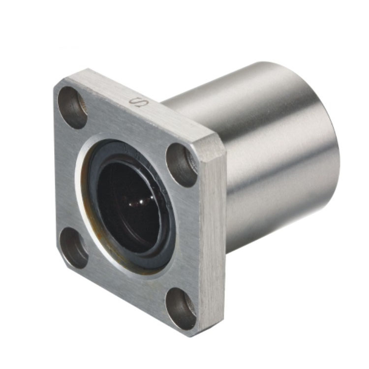 High quality 25mm Square flange bearing LMK25UU linear bearing