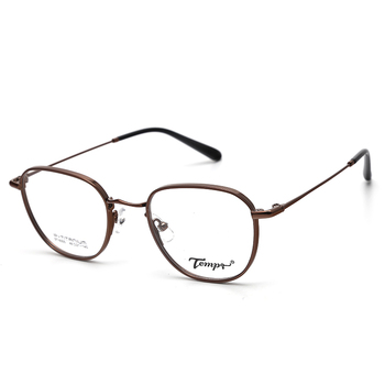Thick rim fashion eyeglasses 2019 power lenses men spectacles