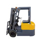 electric forklift dc motor 3.5 ton forklift with 6m lifting height