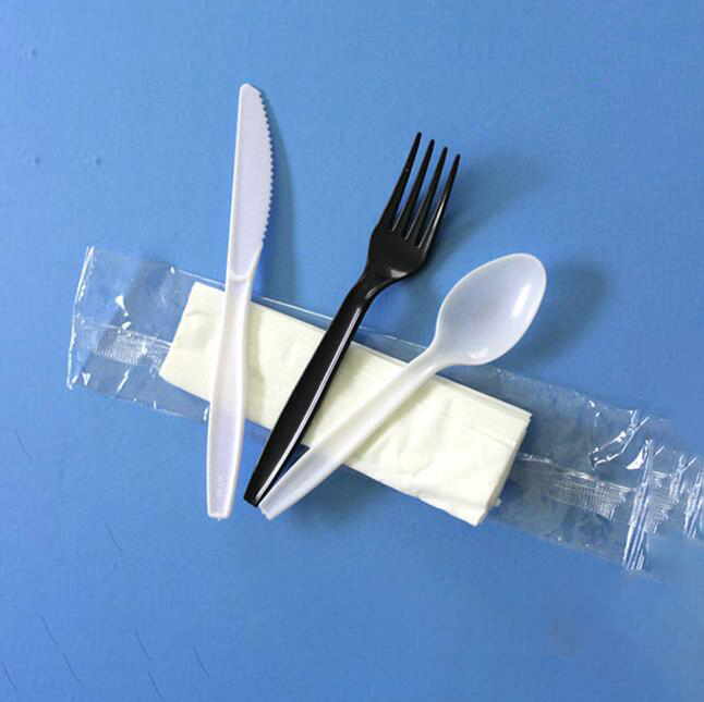 High Quality Active demand disposable plastic cutlery set