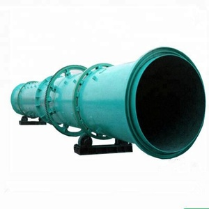 Energy- Saving Copper Sludge High Efficiency Rotary Dryer for Copper Sludge for Sale