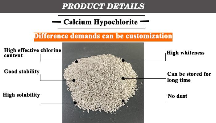 bleaching powder granular 65% 70% sodium progress formula price of bleaching powder