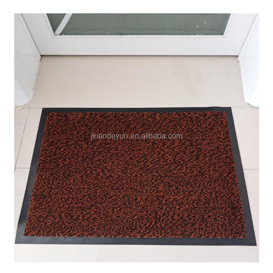 Large Non Slip Hallway Kitchen Runner Rugs Heavy Duty Rubber Barrier Door Mats