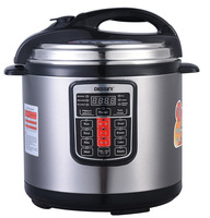 2020 New Design Automatic Electric Pressure Cooker 6L Large Capacity