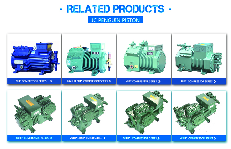 Bitzer type compressor Shut-off valve for  Discharge side