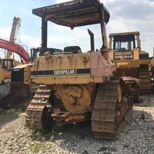 ใช้ Caterpillar Mini Crawler Bulldozer D4H,Second hand CAT D4 D5 D6 D7 Bulldozer dozers สำหรับขาย