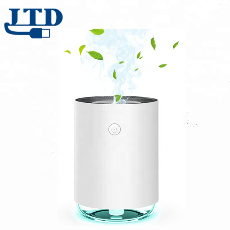 Wholesale USB Mini <strong>Portable</strong> <strong>Humidifier</strong> with 7-Color LED Night Light, Auto-Off, Ultra-Quiet, Suitable for Home, Office