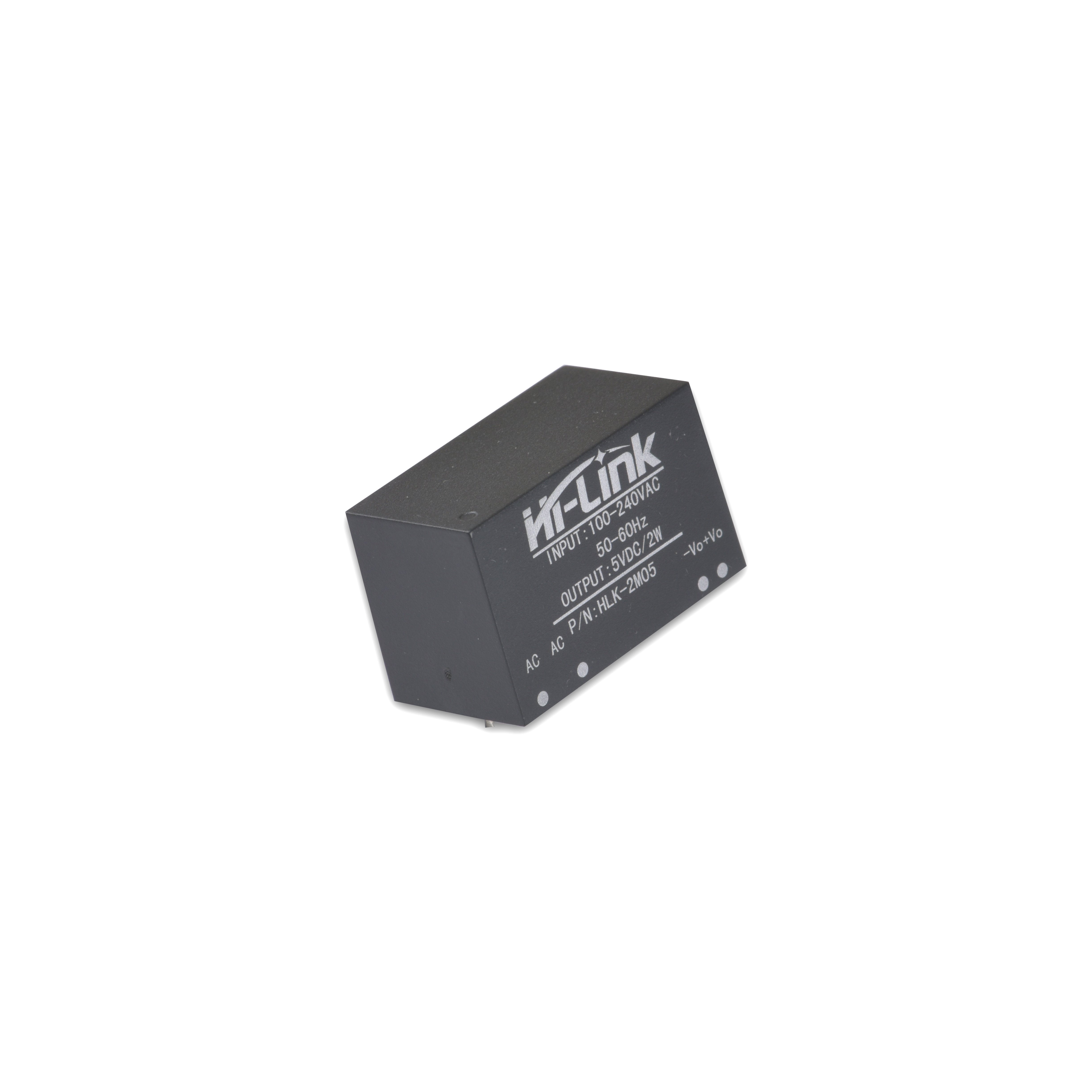 hlk 2m05 CE standard ac dc step down power converter 220V to 5v isolated