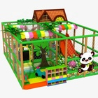 Forest Theme Indoor Playground Jungle Theme
