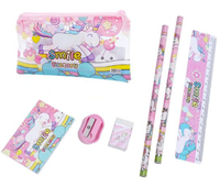 Hot Selling Back To School Gifts Children Stationary Set For Children
