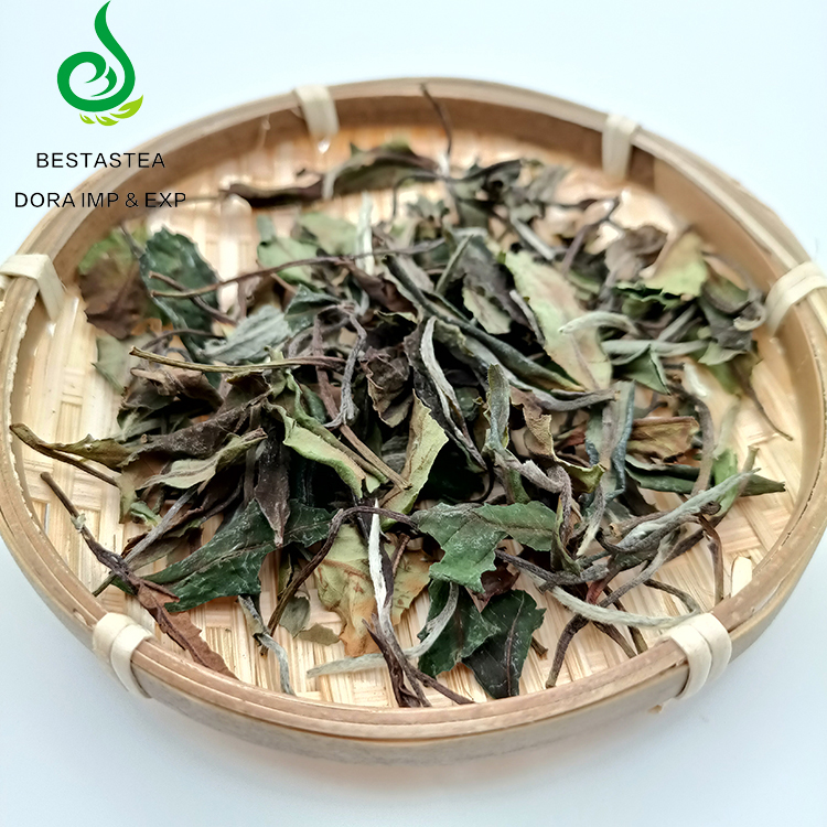 Healthy tea famous Fujian high quality White peony White tea Fuding Baicha - 4uTea | 4uTea.com