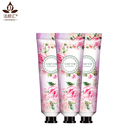 Low price OEM Rose hand cream & lotion private label