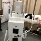 Non-Invasive Newest Aesthetics ems Build Muscle Burn Fat Body Contouring Slimming Machine Hiemt