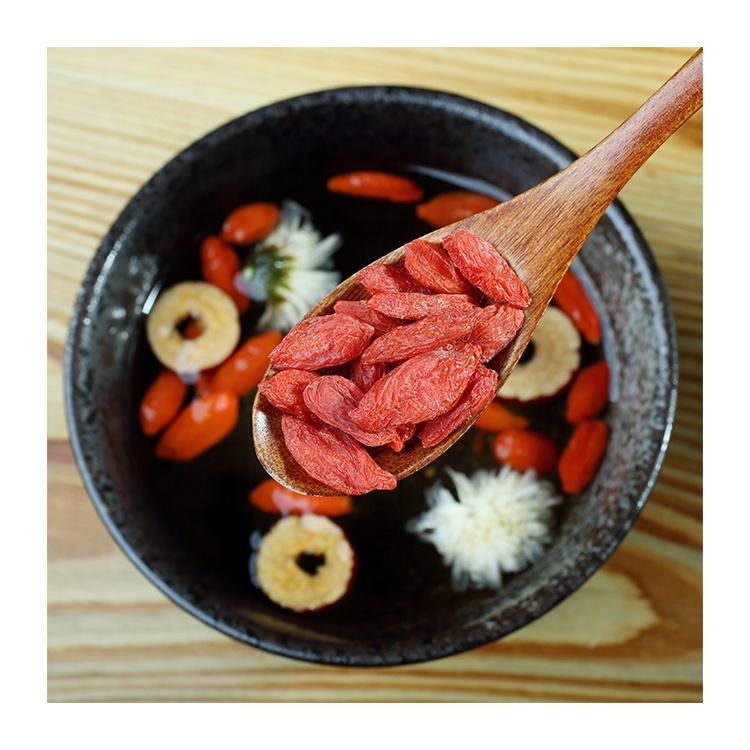 Improve Immune System Natural Chinese Dried Goji Berry Fructus Lycii Wolfberry - 4uTea   4uTea.com