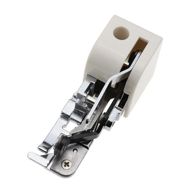 Quick Walking Rotary Change Rolled Hem Cord Tool Feet Kit Sewing Machine Roller Presser Foot