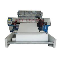 Automatic Mattress Fabric Making Lock Stitch Computerized Non-Shuttle Multi Needle Quilting Machine
