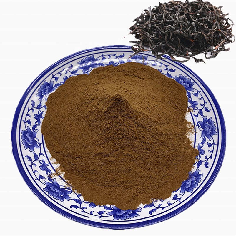 Natural organic instant black tea powder extract with bulk supply - 4uTea | 4uTea.com