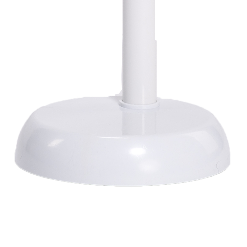 Customized sale popular adjustable beauty salon head beauty light led facial 10x magnifier stand esthetician magnifying lamp