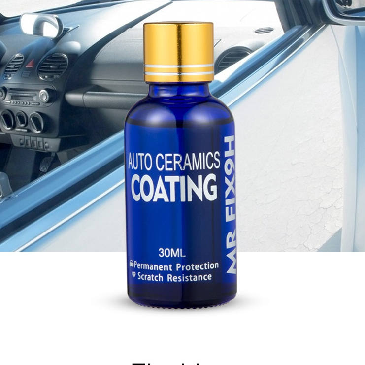9H Auto Ceramic Nano <strong>Coating</strong>/30ml Nano Car Glass <strong>Coating</strong>