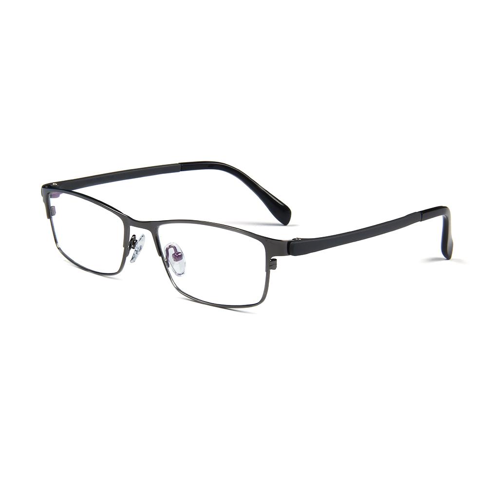 โลหะกรอบพลาสติกขากระจกแว่นตาแว่นตากรอบแว่นตา