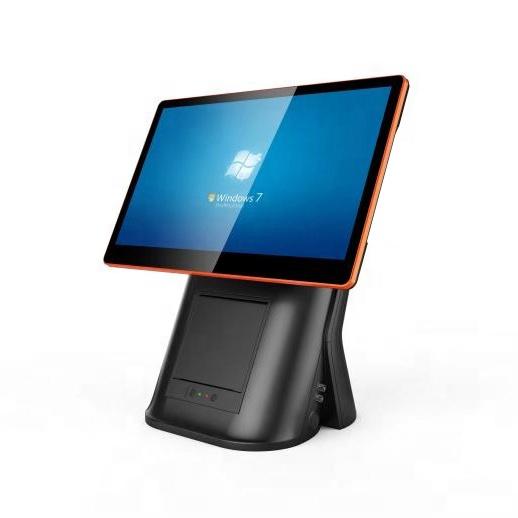 "Chine Fabricant OEM15.6 ""Simple Écran Tactile Tablette POS Terminal Android pour Restaurant"