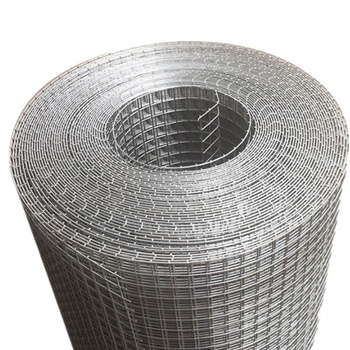 Guangzhou high quality galvanized welded wire mesh