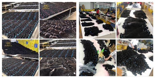 highest quality hot sale direct price full cuticle no smell vietnamese human hair