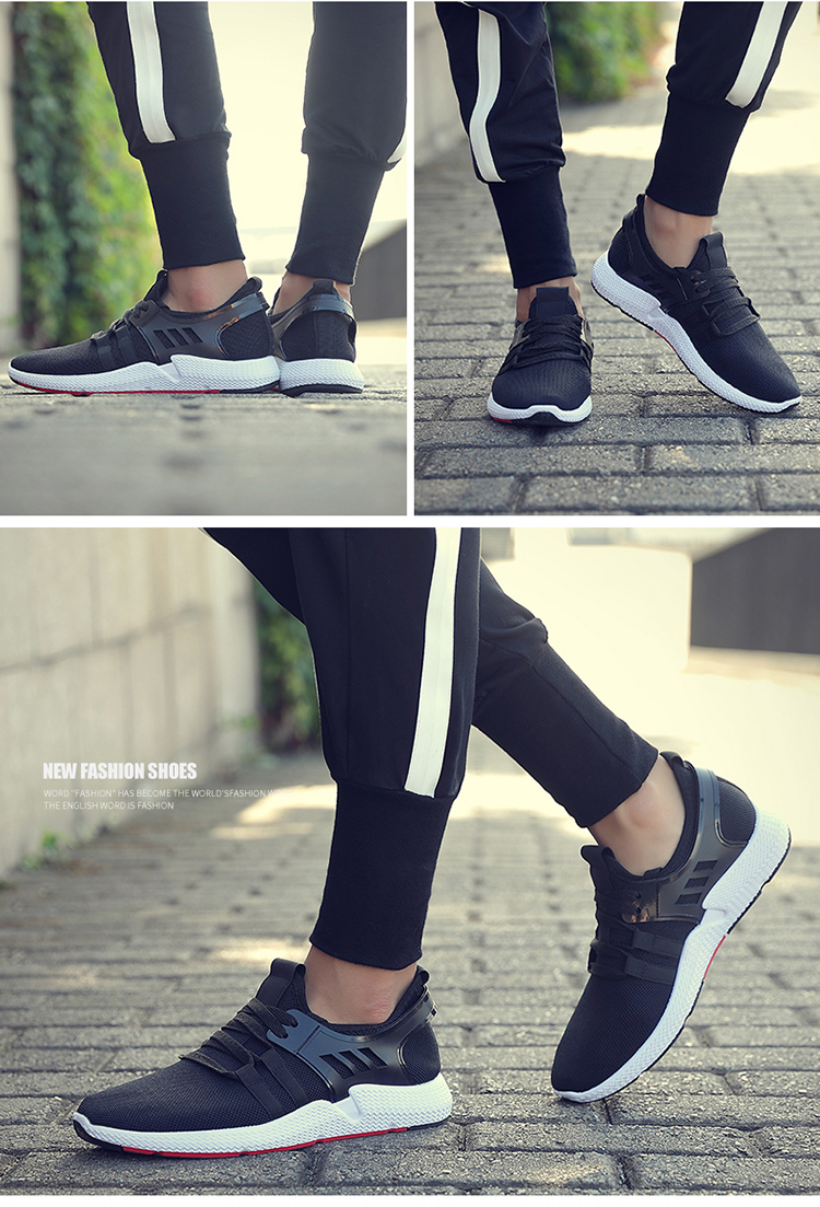 Factory wholesale cheap price men casual footwear running sports shoes sneakers for men