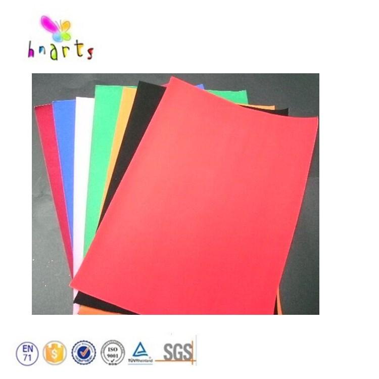Folha de papel de veludo, rolo de papel de veludo
