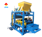 weight 3 ton full automatic concrete block making machine
