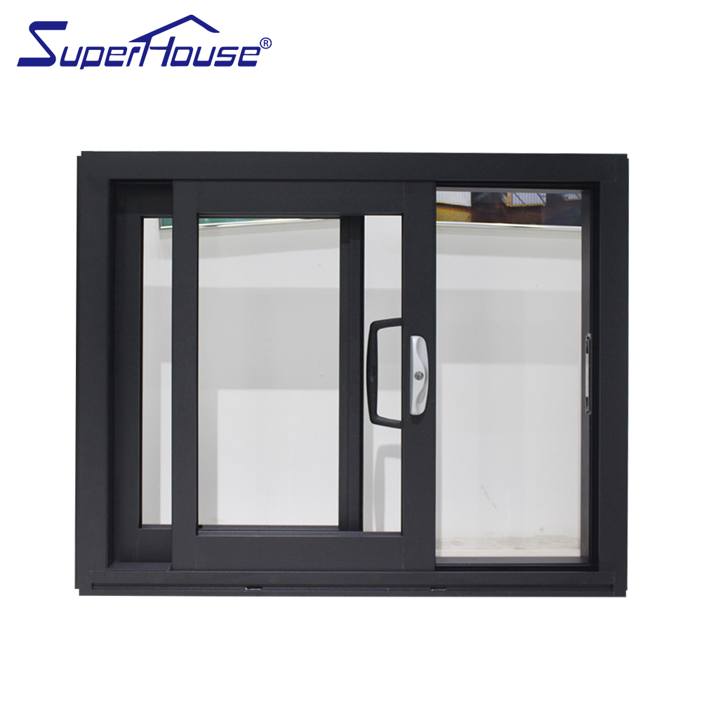 Sound insulation exterior aluminum factory supply sliding door sample