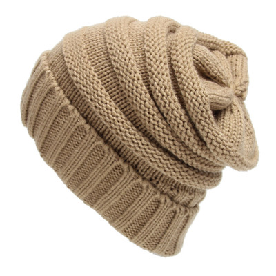 <strong>New</strong> Winter Warm Women <strong>Hat</strong> Caps Twist Pattern Knitted Casual Beanie <strong>Hats</strong> For Women Solid Gorros 13 Color Bonnet Femme