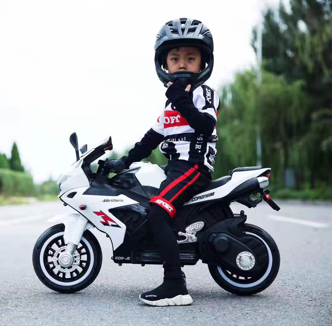 New Cheap Electric Motor Toy Bike for Kids / PP Plastic Electric Motorcycles for kids