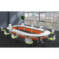 Modern Design Office Furniture Conference Room Table for USA Market