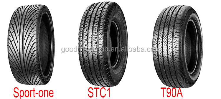 High-performance dos automóveis de passageiros e pneus de carro a partir de fabricante Chinês 165/70R13 pcr pneus
