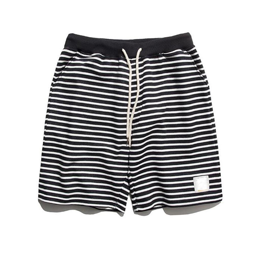 Custom OEM mens cotton sweat shorts
